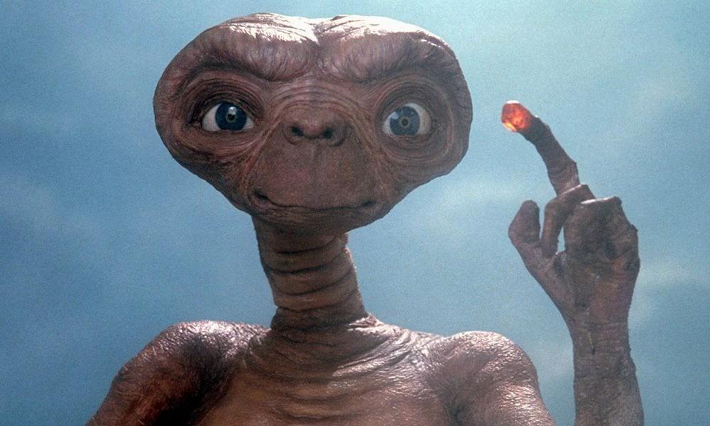 Resultado de imagem para et o extraterrestre
